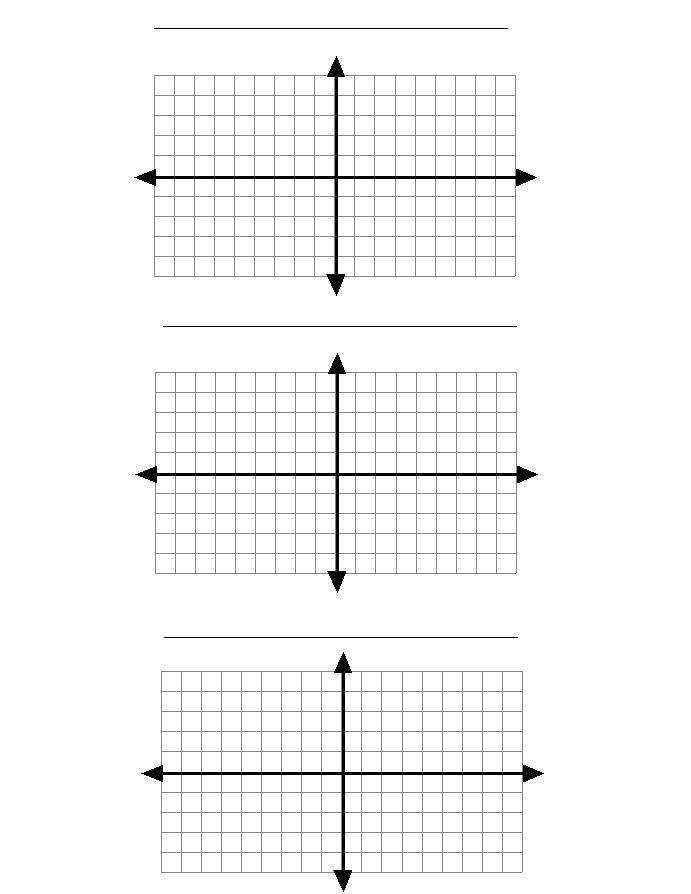 Free Printable Graph Paper To Download  Video Math Teacher